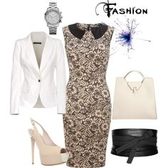 Office Fashion by dimij on Polyvore