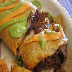 DELICIOUS CHIMICHANGA RECIPE