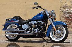 Softail Deluxe 2016 | Harley-Davidson France #HDMY16 #Softail #harleydavidson