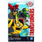 Transformers Robots in Disguise Tiny Titans Series 6 Blind Bag Mini Age, Tiny Titans, Superman, Batman, 16th Birthday, Blinds, Action Figures, Comic Books, Marvel