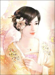 Hsi Wang Mu - Chinese Goddess of immortality and eternal life; She is the personification of the female energy of yin.