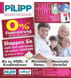HASENJAGD in Ansbach und Bindlach am 04.04.2015! - 0% Finanzierung - Shoppen Sie nach Lust und Laune mit unserer CASHCARD!