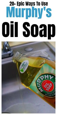 tips and tricks for Epic Murphy& oil soap - 20 tips and tricks for epic . - tips and tricks for Epic Murphys oil soap – 20 tips and tricks for epic Murphys oil soaps ift - Diy Home Cleaning, Homemade Cleaning Products, Household Cleaning Tips, Cleaning Recipes, House Cleaning Tips, Natural Cleaning Products, Spring Cleaning, Household Cleaners, Cleaning Supplies