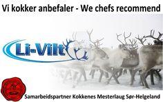 http://livilt.no/ Produkter av reinsdyrkjøtt utgjør en viktig del av selskapets produktsortemnet. I tillegg produseres produkter av elg, bjørn, skogsfugl og ryper. Produktene markedsføres under merkenavnet Li-Vilt.