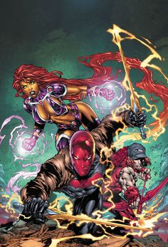 The Team™ Red Hood and the Outlaws