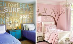 15 ideas for decorating with letters