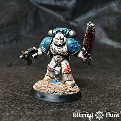 World Eater Legionary by the legendary Kraut Scientist