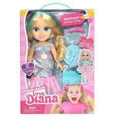 elf Cat hat glitzy Pom Pom Christmas dog American girl doll hand made glitter silver