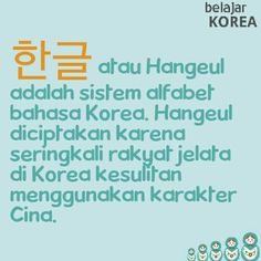 Hangeul Step-by-Step Tutorial :  > Indonesian : http://saungkorea.com/belajar-hangeul/  > English : http://en.saungkorea.com/learn-hangeul