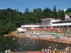 Lacul Ursu, the beautiful spa resort of Sovata, Romania. Resort Spa, Romania, Dolores Park, Places To Visit, Culture, Travel, Beautiful, Roots, Dates