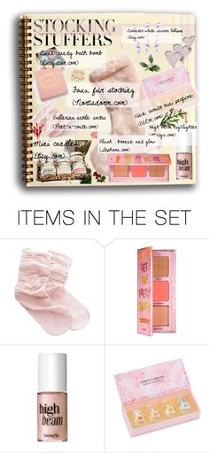 """#PolyPresents: Stocking Stuffers"" by anamya ❤ liked on Polyvore featuring art, contestentry and polyPresents"
