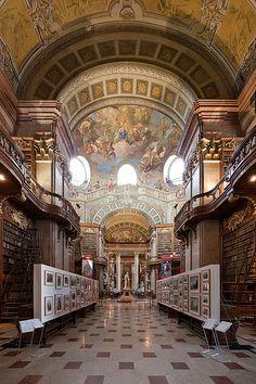 Austrian National library / Österreichische Nationalbibliothek (Formerly Hofbibliothek)