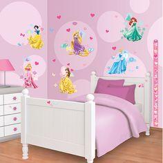 Walltastic Disney Princess Room Decor Kit   Http://godecorating.co.uk