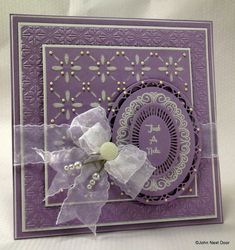 John Next Door: Sue Wilson; Austrian collection-Innsbruck-salzburg. A4 Quilted Flowers Oval ironwork stamp.