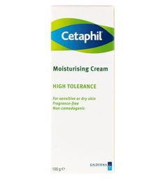 Moisturizer || Moisturising Cream- High Tolerance for Sensitive or Dry Skin