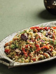 Mexican-Style Asparagus Salad with Queso Blanco - A superb Mexican-style marinated asparagus salad with crumbled queso blanco, tomato, fresh cilantro, white onion and jalapeño tossed with an oregano-lime vinaigrette. Quinoa Salad Recipes, Summer Salad Recipes, Summer Salads, Healthy Recipes, Quinoa Recipe, Spring Recipes, Keto Recipes, Marinated Asparagus, Asparagus Salad