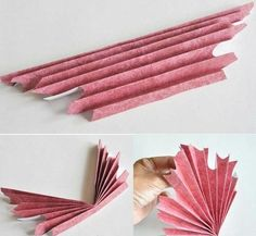 Кленовый лист оригами своими руками