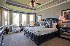 Lakes of River Trails - Dunhill Homes Master Bedroom Master Bedroom, Bedroom Decor, Bedroom Ideas, River Trail, New Home Communities, New Home Builders, Building A New Home, Build Your Dream Home, Model Homes