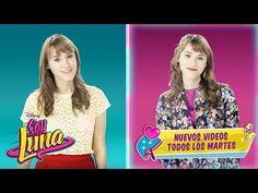Soy Luna - Who is Who? Katja vs. Jazmín - YouTube