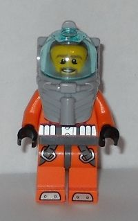 City Cty346 Town Lego Minifigure