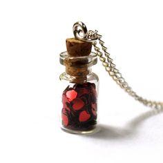 Jar Of Hearts Necklace by Jezie Jewelry | Fab.com