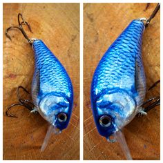 A tremendous amount of detail and work is placed into each of Kirby Creek's Custom painted lures. With several different patterns to choose from we can truly help you match the hatch! We can …