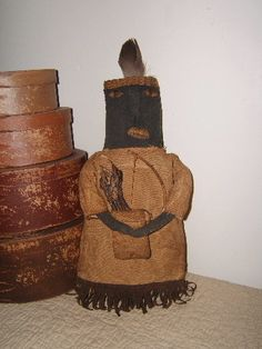 PatternMart.com ::. PatternMart: Large Indian Stump Doll