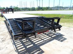self cleaning dove tail on deckover equipment trailer Equipment Trailers, Best Trailers, Dove Tail, Covered Wagon, Cleaning, Saints, Trailers, Home Cleaning