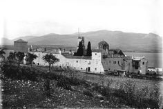 This photograph was taken by Nicholson Museum curator William J Woodhouse in Greece between 1890 and Queen's College, Museum Curator, Greece Travel, Geography, Monument Valley, Photograph, Island, Explore, Photography