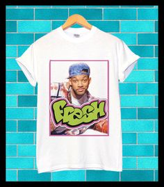 Throwback T shirt xoxo Will! Mens WOMENS FRESH PRINCE Bel Air Carlton by  SydneyCustomPrinters Jimi c00204a3aa