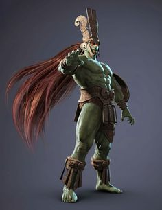 Ogre (Tekken Tag Tournament 2)