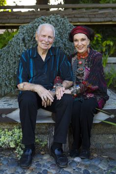 The post Advanced Love: Barbara and Wayne Chapman appeared first on Advanced Style.