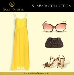 Get ready for this summer, shop the entire summer collection only at Secret Dresser!   #SummerReady #SummerCollection #SecretDresser