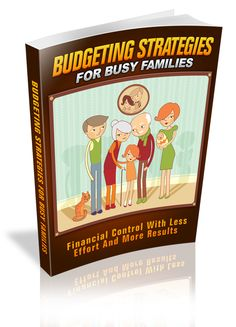 Budgeting Strategies for Busy Families - Viral eBook