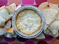 So this dip is literally a staple of our family's. Come over sometime and you are very likely to have it. :)