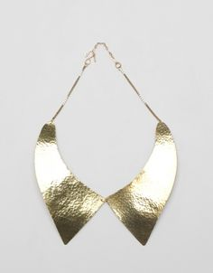 Collar Necklace - Need Supply Co - Gold