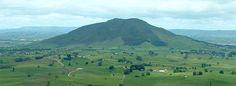 Just down the road from me: Kakepuku In Te Awamutu New Zealand,