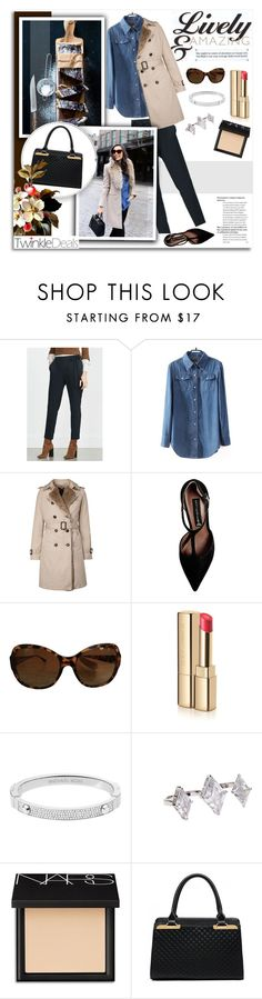 """11. Shop - TwinkleDeals"" by melissa-de-souza ❤ liked on Polyvore featuring Woolrich, Steve Madden, Versace, Dolce&Gabbana, Michael Kors, Jeweliq, NARS Cosmetics, women's clothing, women and female"