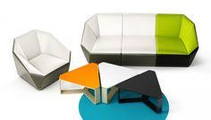 Futuristic Furniture, CLIP set