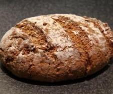 Rezept Roggenbrot mit Sauerteig-Extrakt von ronnyw - Rezept der Kategorie Brot & Brötchen
