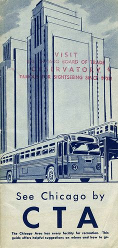"""Fifty Years of Chicago """"L"""" Graphics"""