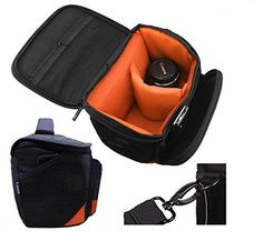 LanLan Waterproof Camera Case Bag For Sony Alpha SLT DSLR a3000 a5000 A37 A35 A58 A57 A55 NEX3N NEX5T NEX5N HX100 HX200 H200 HX300 ** For more information, visit image link.