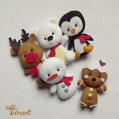 Timart: Moldes Gratuitos de Natal