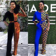 Left or Right? Which of these Onyiin jumpsuit would you rock? @olarslim killed both Jumpsuits:@lamideofficial ➖➖➖➖➖➖➖➖➖➖➖➖➖➖➖➖➖➖➖➖➖➖➖ . .…