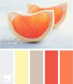 Citrus colors