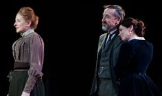 Bristol Tobacco Factory's production of Chekhov's The Cherry Orchard. Photograph: Toby Farrow
