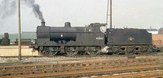 a built by Fowler at Derby in 1919 and survived in traffic until December Diesel Locomotive, Steam Locomotive, Steam Trains Uk, Steam Railway, British Rail, Train Pictures, Rolling Stock, Steam Engine, Young Lad