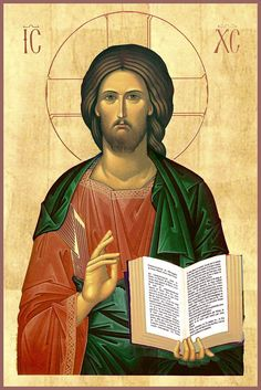by-grace-of-god - Posts tagged Jesus Christ Pantocrator, Byzantine Art, Byzantine Icons, Religious Icons, Religious Art, Greek Icons, Roman Church, Images Of Christ, Christian Artwork