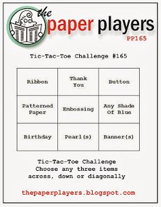I love the tic tac toe challenges at Paper Players . I chose the middle row, thank you, patterned paper, and. First Birthday Cards, 90th Birthday, Scrapbooking Layouts, Scrapbook Pages, I Love Mondays, Paper Candy, Tic Tac Toe, Fun Challenges, Card Maker