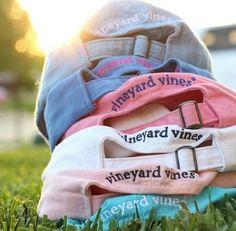 Cute hats #vineyardvines #preppy #toryburch #katespade #lilypulitzer